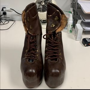 Jeffrey Campbell Limited Addition Boots